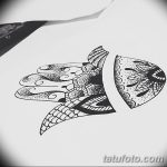 фото эскизы тату дотворк от 10.10.2017 №057 - sketches tattoo dotwork - tatufoto.com