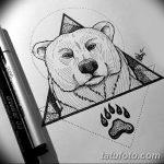 фото эскизы тату дотворк от 10.10.2017 №065 - sketches tattoo dotwork - tatufoto.com