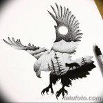 фото эскизы тату дотворк от 10.10.2017 №071 - sketches tattoo dotwork - tatufoto.com
