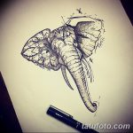 фото эскизы тату дотворк от 10.10.2017 №077 - sketches tattoo dotwork - tatufoto.com