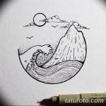фото эскизы тату дотворк от 10.10.2017 №082 - sketches tattoo dotwork - tatufoto.com