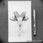 фото эскизы тату дотворк от 10.10.2017 №089 - sketches tattoo dotwork - tatufoto.com