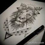 фото эскизы тату дотворк от 10.10.2017 №090 - sketches tattoo dotwork - tatufoto.com