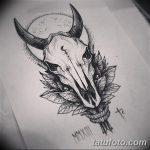 фото эскизы тату дотворк от 10.10.2017 №103 - sketches tattoo dotwork - tatufoto.com