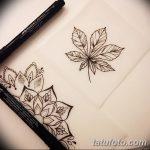 фото эскизы тату дотворк от 10.10.2017 №118 - sketches tattoo dotwork - tatufoto.com