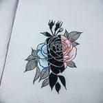 фото эскизы тату дотворк от 10.10.2017 №120 - sketches tattoo dotwork - tatufoto.com