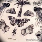 фото эскизы тату дотворк от 10.10.2017 №126 - sketches tattoo dotwork - tatufoto.com