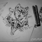 фото эскизы тату дотворк от 10.10.2017 №128 - sketches tattoo dotwork - tatufoto.com