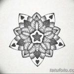фото эскизы тату дотворк от 10.10.2017 №130 - sketches tattoo dotwork - tatufoto.com