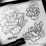фото эскизы тату дотворк от 10.10.2017 №135 - sketches tattoo dotwork - tatufoto.com