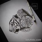 фото эскизы тату дотворк от 10.10.2017 №137 - sketches tattoo dotwork - tatufoto.com