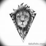 фото эскизы тату дотворк от 10.10.2017 №145 - sketches tattoo dotwork - tatufoto.com