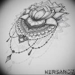фото эскизы тату дотворк от 10.10.2017 №149 - sketches tattoo dotwork - tatufoto.com