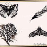фото эскизы тату дотворк от 10.10.2017 №151 - sketches tattoo dotwork - tatufoto.com