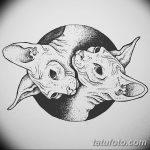 фото эскизы тату дотворк от 10.10.2017 №156 - sketches tattoo dotwork - tatufoto.com