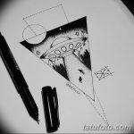 фото эскизы тату дотворк от 10.10.2017 №158 - sketches tattoo dotwork - tatufoto.com