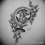 фото эскизы тату дотворк от 10.10.2017 №167 - sketches tattoo dotwork - tatufoto.com