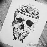 фото эскизы тату дотворк от 10.10.2017 №172 - sketches tattoo dotwork - tatufoto.com