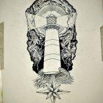 фото эскизы тату дотворк от 10.10.2017 №179 - sketches tattoo dotwork - tatufoto.com