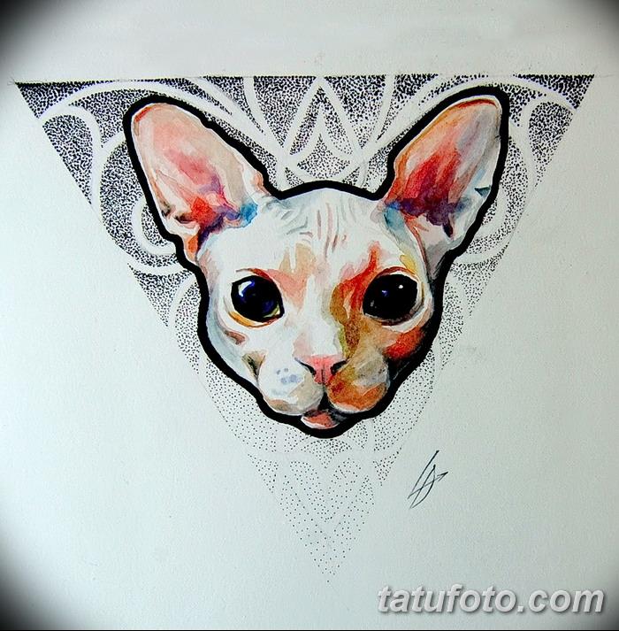 фото эскизы тату дотворк от 10.10.2017 №180 - sketches tattoo dotwork - tatufoto.com