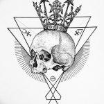 фото эскизы тату дотворк от 10.10.2017 №192 - sketches tattoo dotwork - tatufoto.com