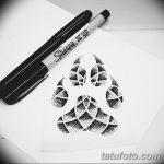 фото эскизы тату дотворк от 10.10.2017 №197 - sketches tattoo dotwork - tatufoto.com