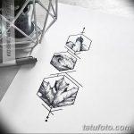фото эскизы тату дотворк от 10.10.2017 №200 - sketches tattoo dotwork - tatufoto.com