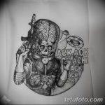 фото эскизы тату дотворк от 10.10.2017 №202 - sketches tattoo dotwork - tatufoto.com