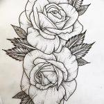 фото эскизы тату дотворк от 10.10.2017 №223 - sketches tattoo dotwork - tatufoto.com