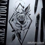 фото эскизы тату дотворк от 10.10.2017 №225 - sketches tattoo dotwork - tatufoto.com