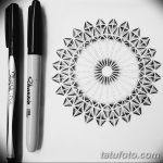фото эскизы тату дотворк от 10.10.2017 №231 - sketches tattoo dotwork - tatufoto.com