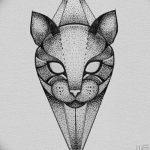 фото эскизы тату дотворк от 10.10.2017 №236 - sketches tattoo dotwork - tatufoto.com