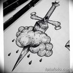 фото эскизы тату дотворк от 10.10.2017 №239 - sketches tattoo dotwork - tatufoto.com