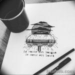 фото эскизы тату дотворк от 10.10.2017 №244 - sketches tattoo dotwork - tatufoto.com