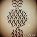 фото эскизы тату дотворк от 10.10.2017 №246 - sketches tattoo dotwork - tatufoto.com
