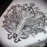 фото эскизы тату дотворк от 10.10.2017 №249 - sketches tattoo dotwork - tatufoto.com
