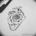 фото эскизы тату дотворк от 10.10.2017 №252 - sketches tattoo dotwork - tatufoto.com