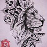 фото эскизы тату дотворк от 10.10.2017 №253 - sketches tattoo dotwork - tatufoto.com