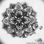 фото эскизы тату дотворк от 10.10.2017 №254 - sketches tattoo dotwork - tatufoto.com