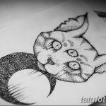 фото эскизы тату дотворк от 10.10.2017 №255 - sketches tattoo dotwork - tatufoto.com