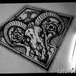 фото эскизы тату дотворк от 10.10.2017 №261 - sketches tattoo dotwork - tatufoto.com