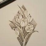 фото эскизы тату дотворк от 10.10.2017 №264 - sketches tattoo dotwork - tatufoto.com