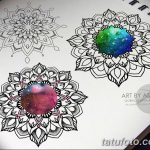 фото эскизы тату дотворк от 10.10.2017 №268 - sketches tattoo dotwork - tatufoto.com