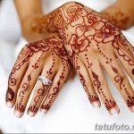 фото Мехенди маникюр от 18.11.2017 №043 - Mehendi manicure - tatufoto.com