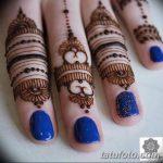 фото Мехенди маникюр от 18.11.2017 №069 - Mehendi manicure - tatufoto.com