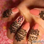 фото Мехенди маникюр от 18.11.2017 №080 - Mehendi manicure - tatufoto.com