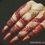 фото Мехенди маникюр от 18.11.2017 №082 - Mehendi manicure - tatufoto.com