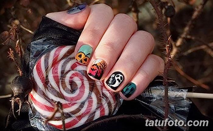 фото Мехенди маникюр от 18.11.2017 №083 - Mehendi manicure - tatufoto.com