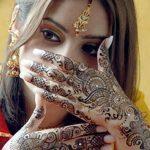 фото Мехенди на лице от 27.11.2017 №041 - Mehendi's face - tatufoto.com