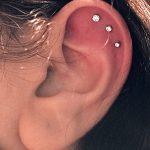 фото Пирсинг уха от 20.11.2017 №015 - Ear piercing - tatufoto.com